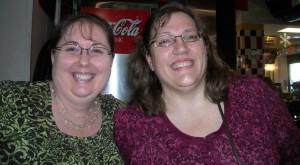 Alesha and Laura
