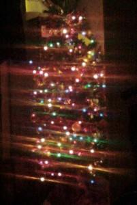 Christmastreeblur