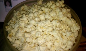Popcorn, the Healthy Snack